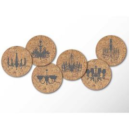 Cork Coasters - Elegance Above 50% OFF