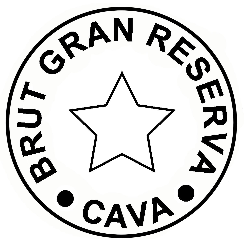 Giant Cava Cork Stool Brut Gran Reserva Cava Artwork
