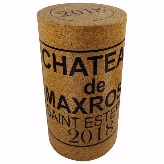 Giant Wine Cork Maxrose 2018 Artwork