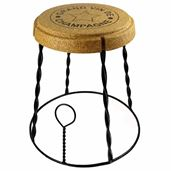 Giant Champagne Cork Wire Cage