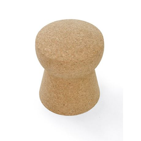 "Giant Champagne Cork Stool - Unprinted / ""Do It Yourself"" Edition"
