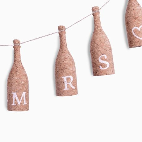 Bubbly Bunting - MR & MRS design 60% OFF