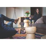 Giant Champagne Cork Side Table 20% OFF