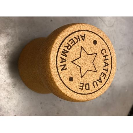 Giant Champagne Cork Side Table - Personalise Your Own