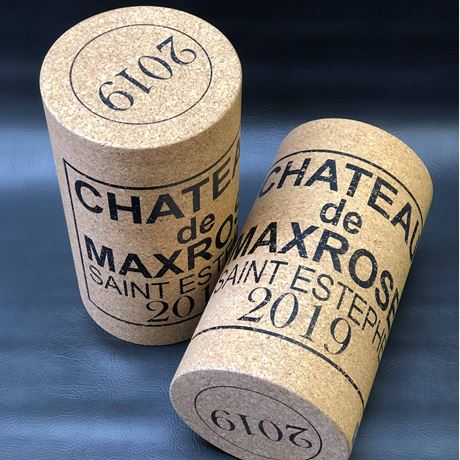 Giant Wine Cork - 'MaxRose 2019' artwork