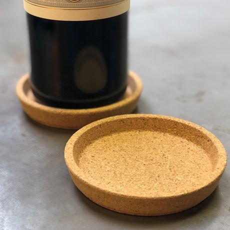Cork Wine Bottle Coasters