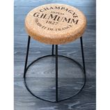 Skandi Cork Bar Stool