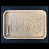 Keepsake Tray - 'YEAR' design / custom