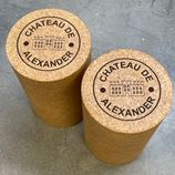 Giant Wine Cork - Personalised just for you
